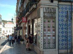 Bertrand Bookstore - Lisbon, Portugal