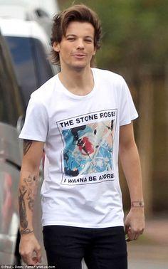 #LouisTomlinson #Shirt