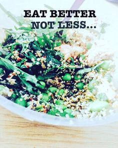 I've seen what not eating can do to the Body not just physically but mentally to.... Food isn't the enemy!! Food is fuel, you car isn't going to run if you don't put petrol in it so neither is your body if you don't give it good nutrients #eatbetternotless #fitnessfood #cleaneating #foodblogger #theperkypescatarian #healthy #cleanrecipes #healthychoice #eatclean #fitfood #healthylifestyle #healthyrecipes 💪🏽✨