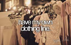 my dream.