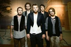 """One Republic... there's something about Ryan Tedder's voice! And I love """"All This Time""""!"""