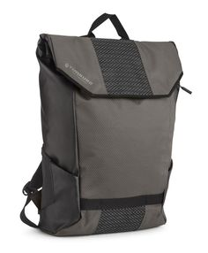 Stylishly Support Your Spine: 10 Commuter Backpacks: Slinging your gear over one shoulder looks stylish, but it's not the best option for your back.