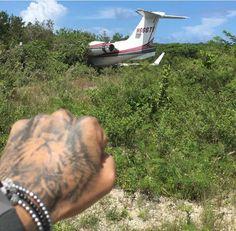Se estrella avión de J Balvin