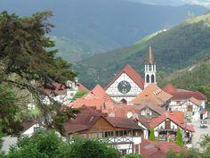 La Colonia Tovar, un pedacito de Alemania en Venezuela