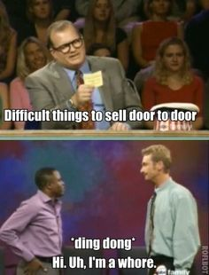 Whose Line is it Anyway? Ryan Styles and Wayne Brady