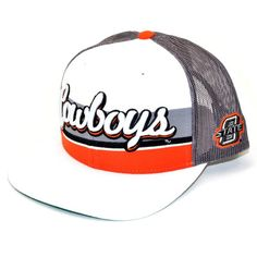 NCAA Oklahoma State Cowboys B-Boy Adjustable Snapback Cap 957fbae0a
