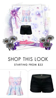"""""""In a dream"""" by lily1416 ❤ liked on Polyvore featuring Vans, women's clothing, women, female, woman, misses and juniors"""