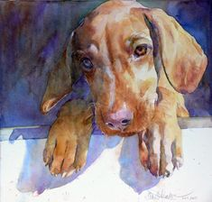 Jane Duke Watercolor