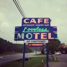 Nashville TN - great breakfast and fried chicken.