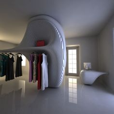 clothes store in cyclades - Architecture by Omniview