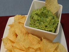 Easy Guacamole!  - Appetizer