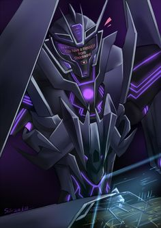 TFP Soundwave by Mr-SO.deviantart.com on @DeviantArt