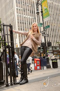 NYC senior photography