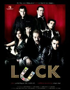 Free Downloads: Luck (2009) DVDRip 400mb Resume Download Links