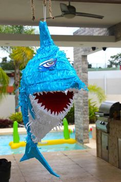 Surf Shack Party Full of FABULOUS IDEAS via Kara's Party Ideas | KarasPartyIdeas.com #SurfsUp #TeenBeachMovie #Surfing #PartyIdeas #PartySupplies #Beach