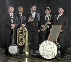 Check out Small Jazz Band on ReverbNation