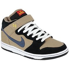Nike SB Dunk Mid Pro  these shoes are stylish AND comfortable. f5f183116eaf