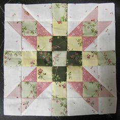american beauty quilt block of the month | american beauty block of the month