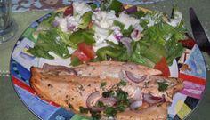 Truite au BBQ #recettesduqc #souper #poisson #BBQ