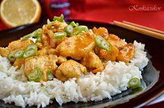 Koskacukor: Ázsiai csirke Hungarian Recipes, Hungarian Food, Chicken Rice, Superfoods, Chicken Recipes, Turkey, Baking, Recipes, Arroz Con Pollo