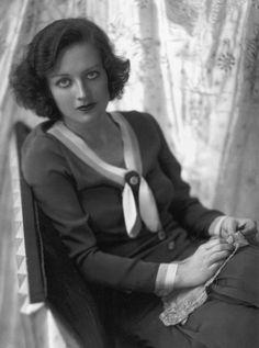 Joan Crawford by George Hurrell, 1930