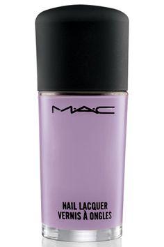 MAC nail polish in Little Girl $14