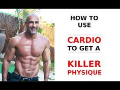 How to use cardio to design a KILLER body - YouTube