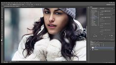 How To Add Snow In Photoshop