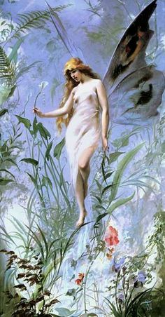 *+*Mystickal Faerie Folke*+*...By Artist Unknown ...
