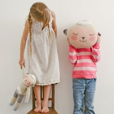 Blabla Doll Wooly the Sheep Large. #laylagrayce #blabla
