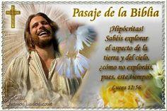 Vidas Santas: Santo Evangelio según san Lucas 12:56