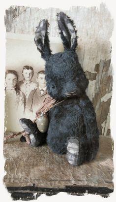Whendi's Bears: New Chubby Bunny design