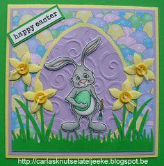 carlasknutselateljeeke: Sweet Easter