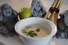 De Echte Tom Kha Gai Uit Thailand recept | Smulweb.nl