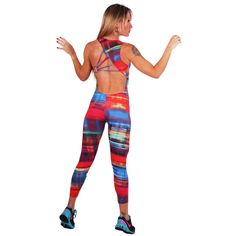 Macacão COLOR ILLUSION - moda academia fitness shoptodaemforma queeero