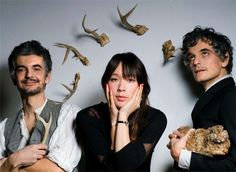 Blonde Redhead was founded in New York City in 1993 by jazz-trained musician…