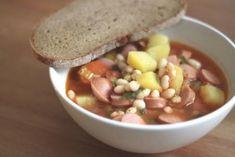 Montenegró - Hasznos információk / Utikritika.hu Cheeseburger Chowder, Beans, Soup, Vegetables, Vegetable Recipes, Soups, Beans Recipes, Veggies