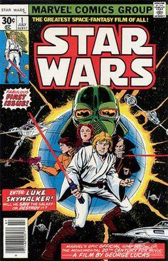 Original marvel comic 1977