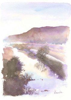 はるさき水彩画blogの画像|エキサイトブログ (blog)