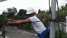 jasa tarik kabel cctv www.cctvjakarta.com Youtube, Cable, Youtube Movies