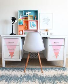 Give your desk a personal touch with this tutorial.