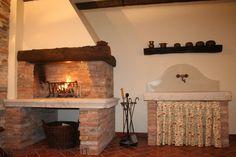 Caminetti Rustici | Michelin Caminetti | Fireplace | Pinterest ...
