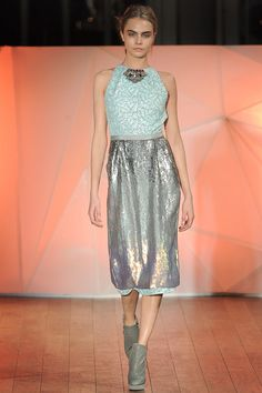 Matthew Williamson Fall 2013 Ready-to-Wear Collection