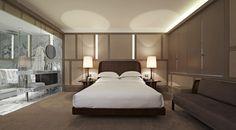 A Five Stars Modern Master Bedroom