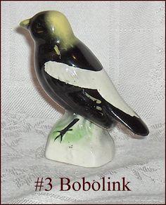 Bobolink Vintage Canadian  Tender Leaf  Tea  Premium  Bird #3