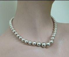 Tiffany & Co. Authentic Tiffany&Co Bead Necklace
