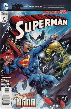 Superman #7 - VF