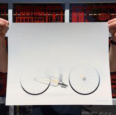 San Francisco ART CRANK Poster