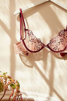 Find your perfect bra from Free People's list of sexy, stylish yet comfortable bras. Our bras and bralettes are made from soft material with super stylish designs. Jolie Lingerie, Lingerie Photos, Lingerie Outfits, Pretty Lingerie, Luxury Lingerie, Beautiful Lingerie, Lingerie Set, Lingerie Dress, Outfits Casual