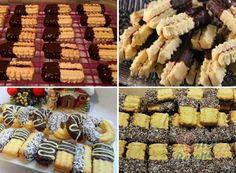 Best Christmas Cookies, Holiday Cookies, German Cookies, Scones, Cookie Recipes, Sushi, Cooker, Waffles, Sweet Tooth